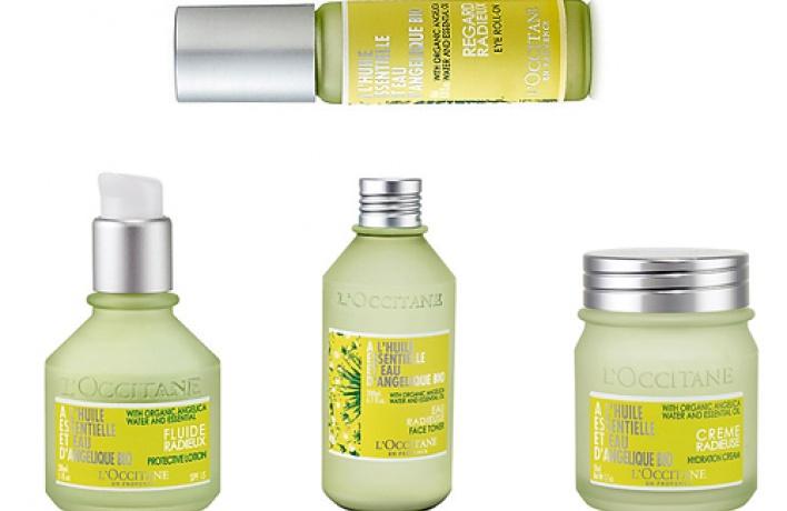 Новая увлажняющая линия для лица L'Occitane очаровательно пахнет сеновалом