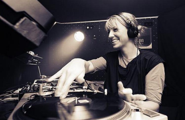 DJs Helga, Pushkarev, Golikov