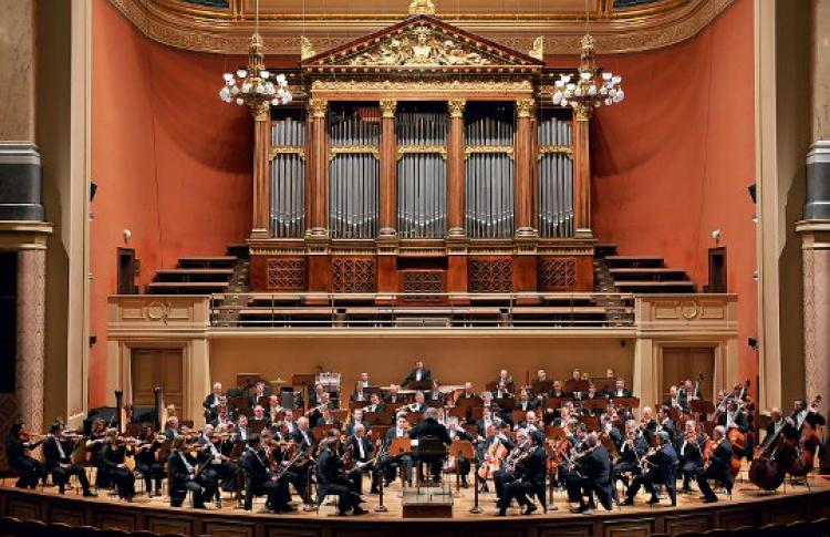 VI Фестиваль симфонических оркестров мира
