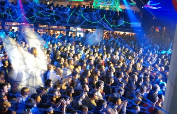 Party под одеялом: DJ Иван Тимошенко