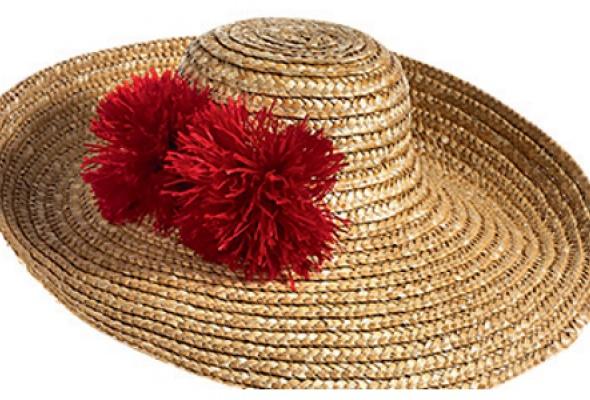 Летние шляпы - Фото №0