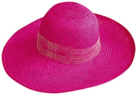 Летние шляпы - Фото №8