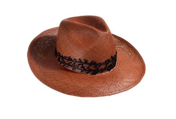 Летние шляпы - Фото №7