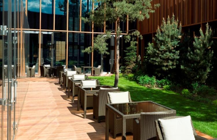 Летняя веранда Barvikha Hotel & Spa
