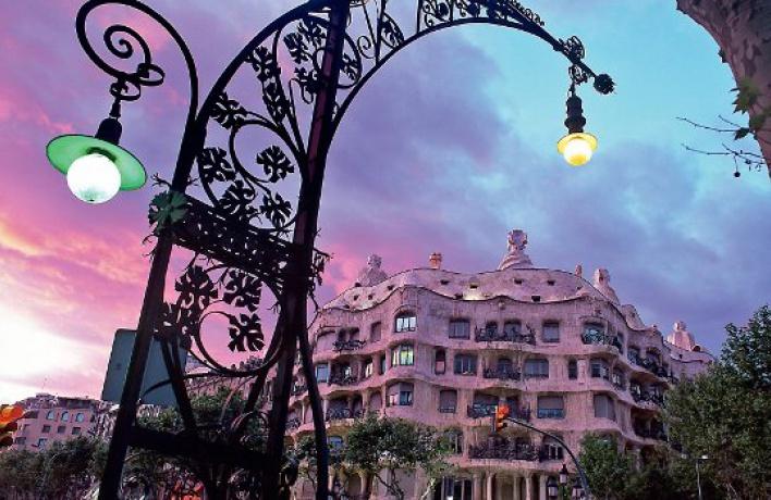 Все удовольствия Барселоны