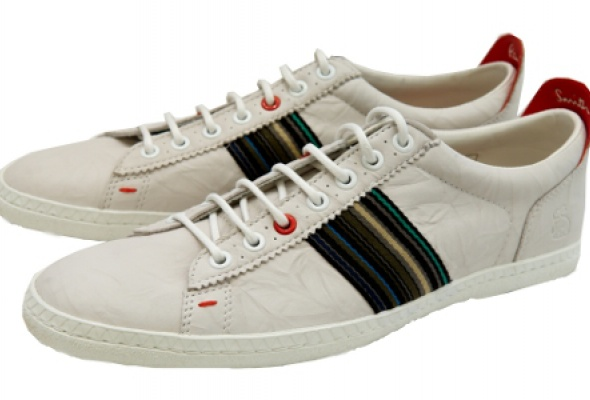Белая обувь - Фото №1