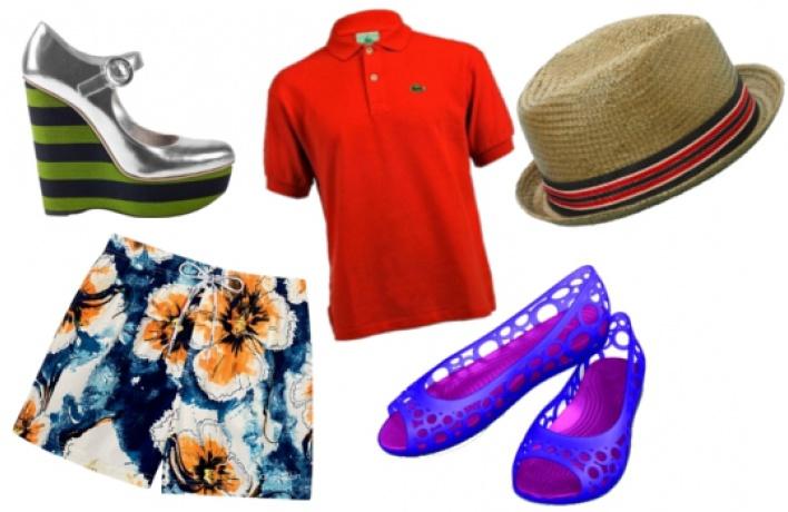 Что носить летом?