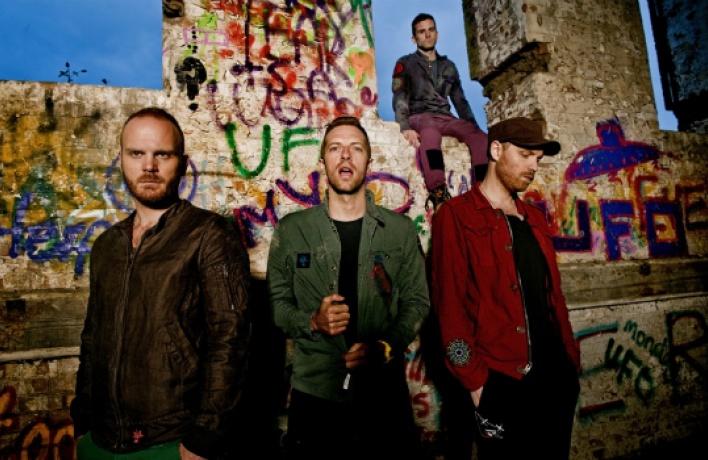 Coldplay выпустили первую за2года новую песню