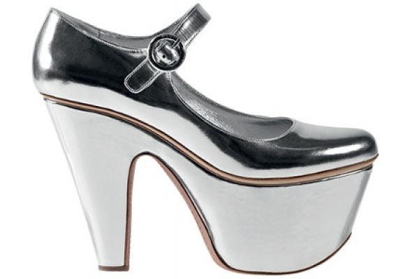 Обувь наплатформе - Фото №4