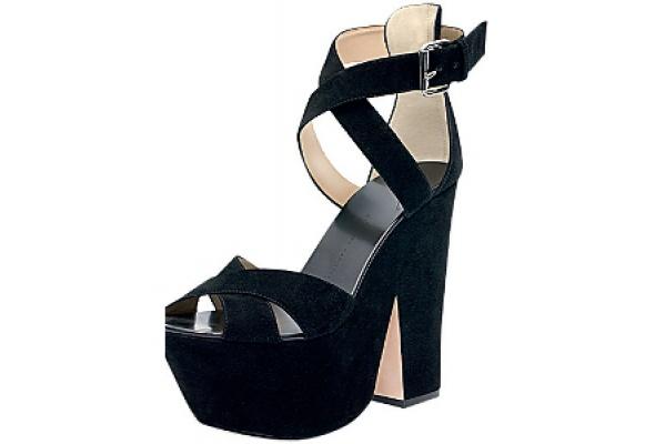 Обувь наплатформе - Фото №5