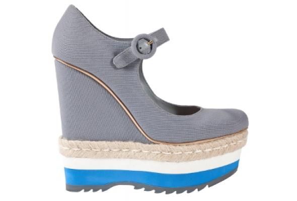 Обувь наплатформе - Фото №7