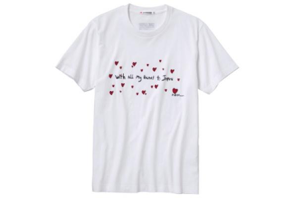 Новые футболки Uniqlo - Фото №0