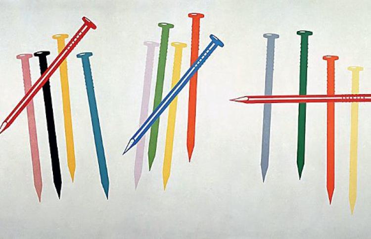 Шедевры ХХ века из коллекции Института современного искусства Валенсии (IVAM)