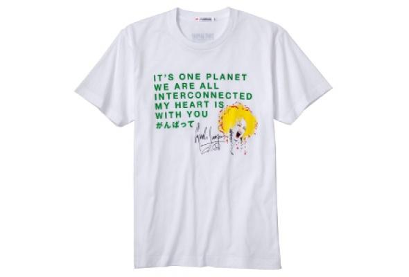 Новые футболки Uniqlo - Фото №5