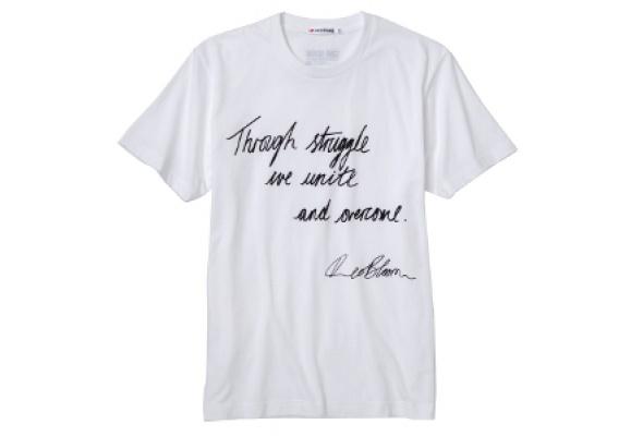 Новые футболки Uniqlo - Фото №6