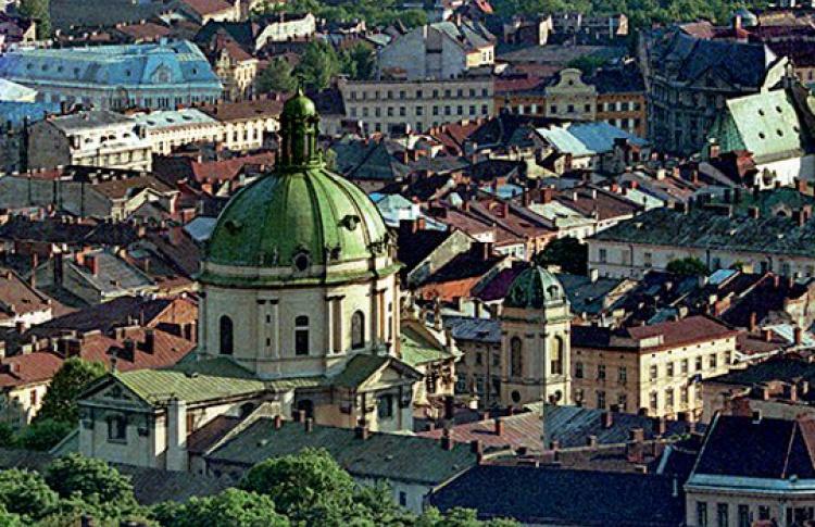 Львов: местная Прага