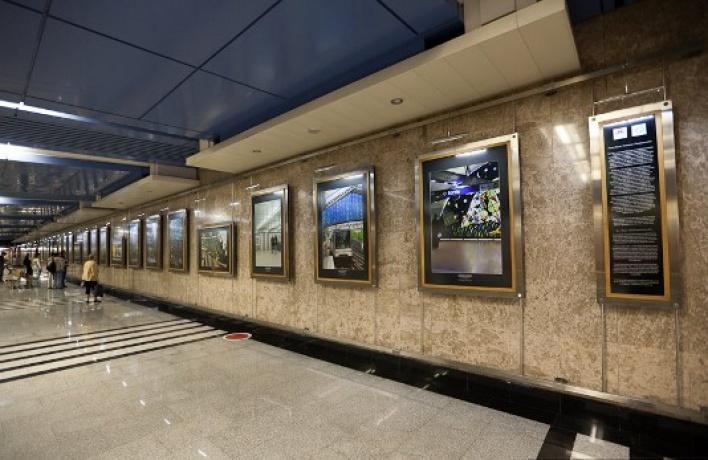 Под землей устроят выставку проектов несуществующих станций