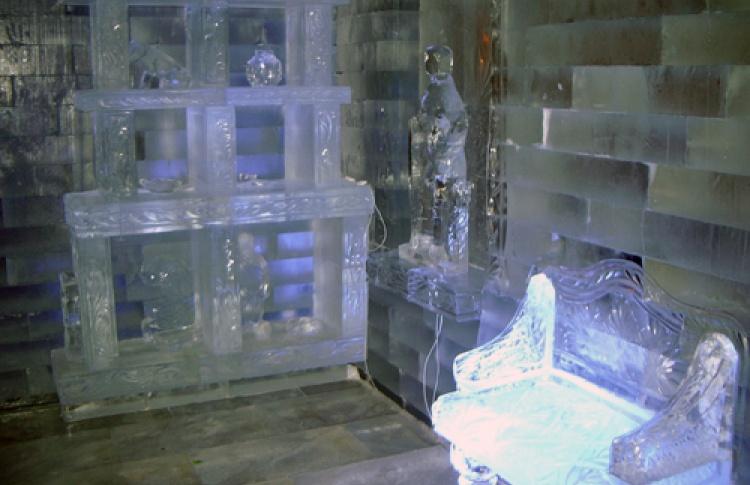 Ледяная дача