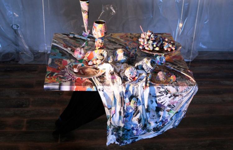 Ночь актуального искусства в Лофте Rizzordi Art Foundation