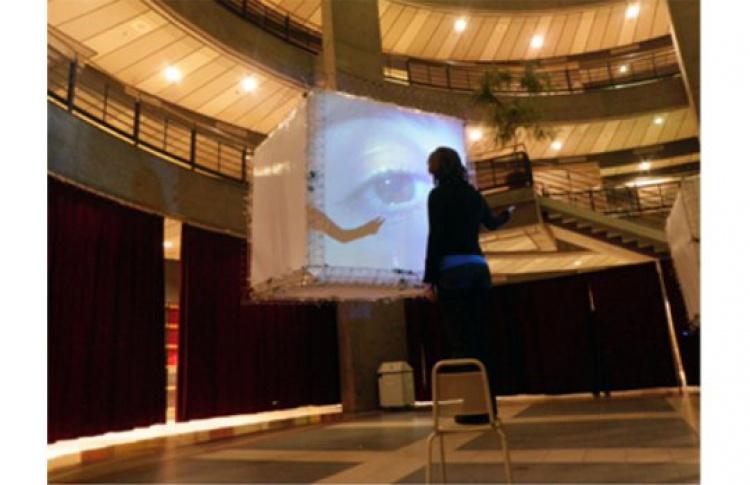 """Дэвид Сент-Ондж """"Robotic, Theater, BioArt"""""""