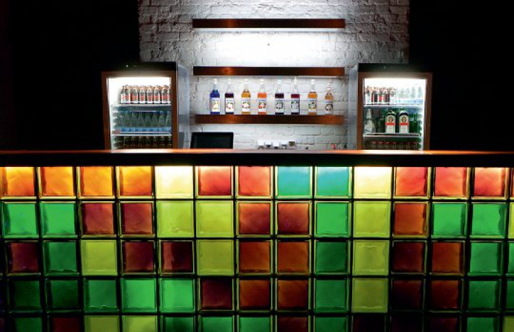 Colors Bar