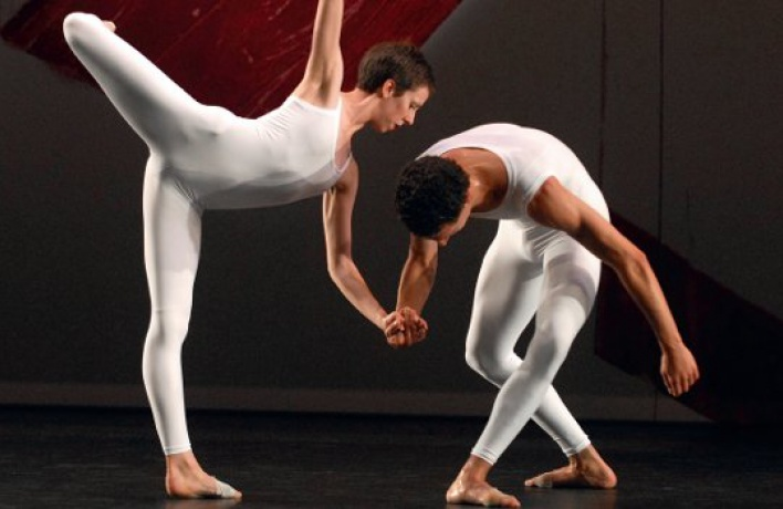 Спектакли Merce Cunningham Dance Company