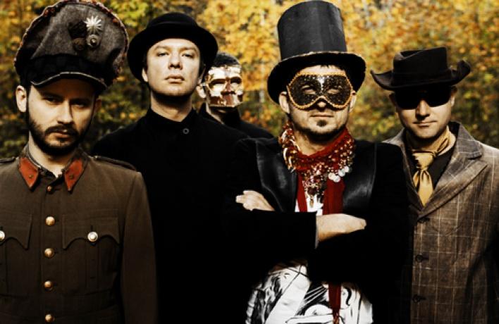 Time Out разыгрывает 2билета навыступление группы «Ундервуд»