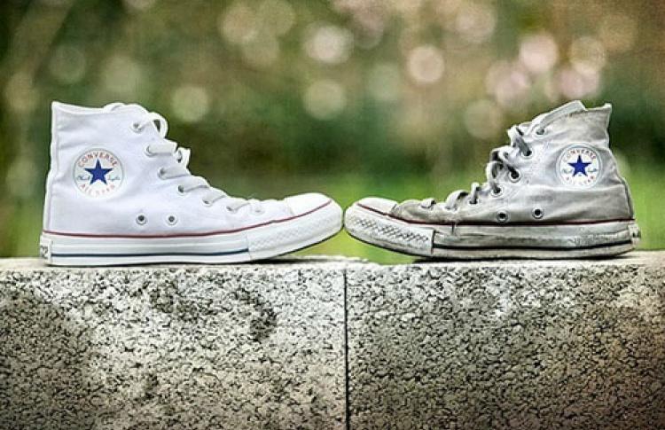 Акция «Покупаем старые Converse»