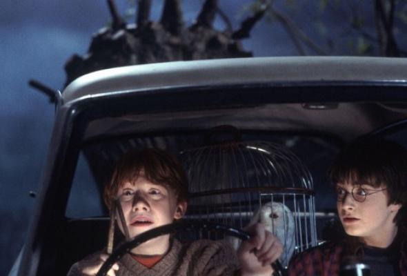 Гарри Поттер и Тайная Комната - Фото №7