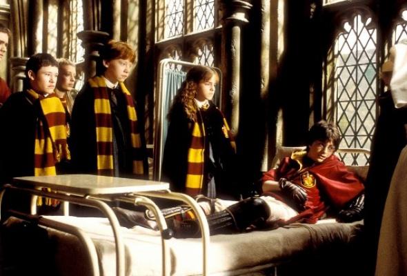 Гарри Поттер и Тайная Комната - Фото №8