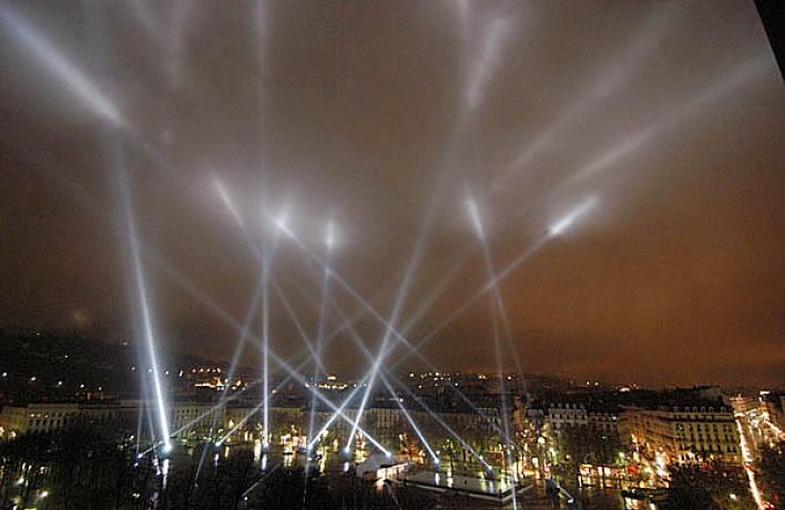 ВМоскве пройдет фестиваль света