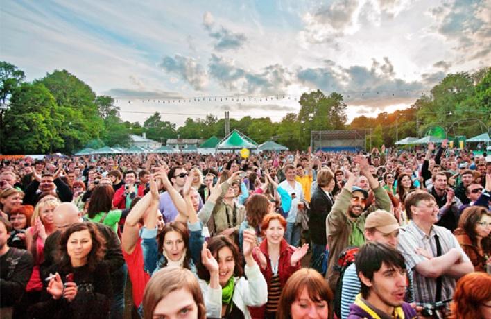 Фестиваль «Stereoleto 2011»