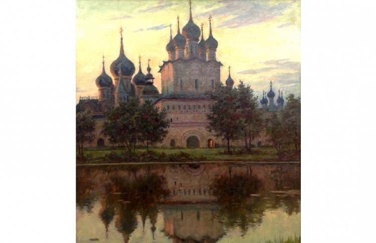 """Коллекция галереи """"Золотой плёс"""": частное собрание или национальный музей?"""