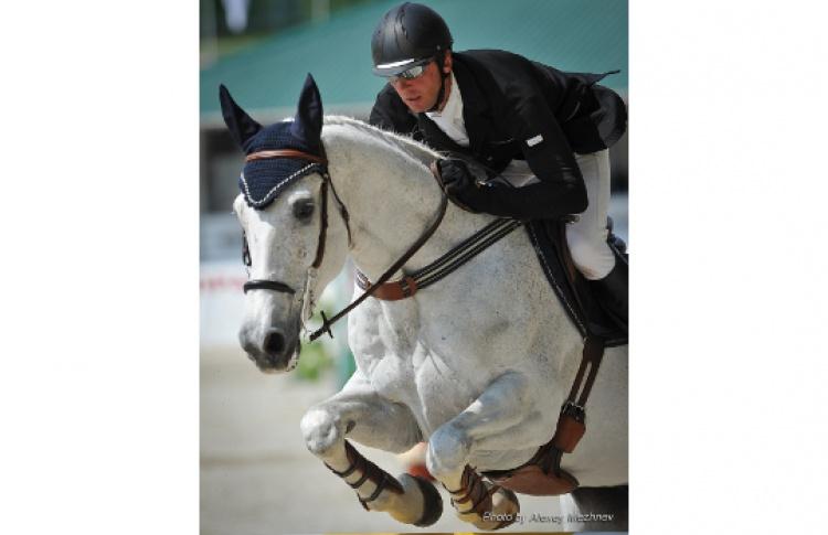 Международные соревнования по конному спорту