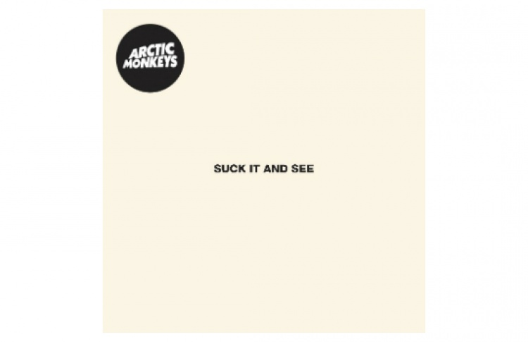 Arctic Monkeys «Suck It And See»