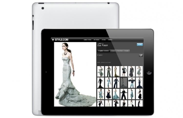 7бесплатных фэшн-приложений для iPad