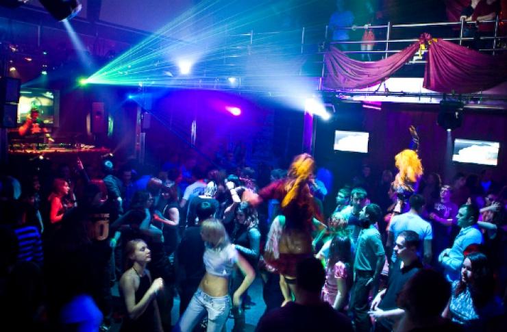 Очень привлекательным заведением является ночной клуб Нео в Мос