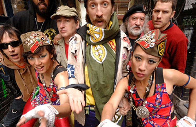 Gogol Bordello (США)