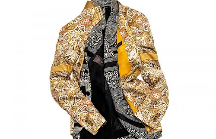 УEtro появилась коллекция летних пиджаков
