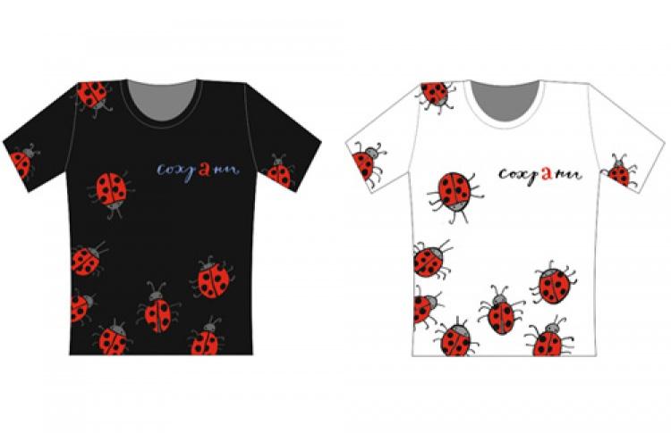 Художник Анатолий Белкин сделал для Галереи дизайна/bulthaup серию футболок ссобственными рисунками