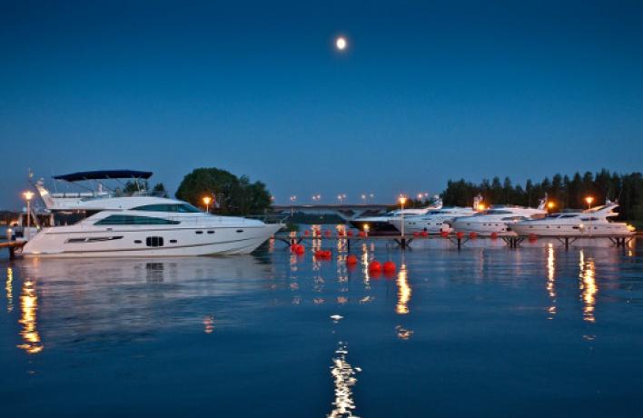 Яхт-клубы