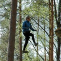 Репортаж онорвежском веревочном парке «Орех»