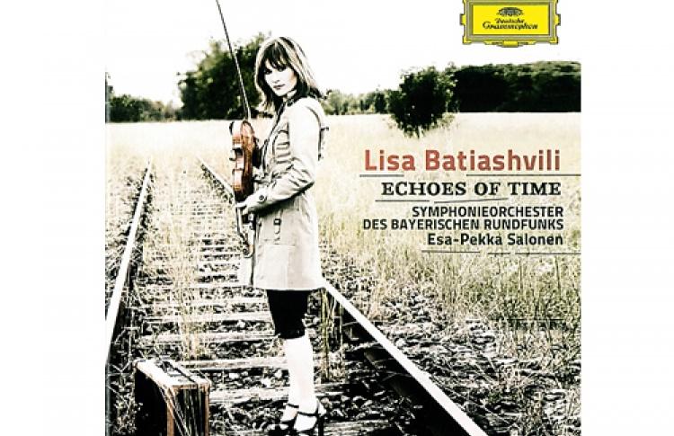 Echoes of Time Lisa Batiashvili; Symphonieorchester des Bayerischen Rundfunks, Esa-Pekka Salonen Deutsche Grammophon