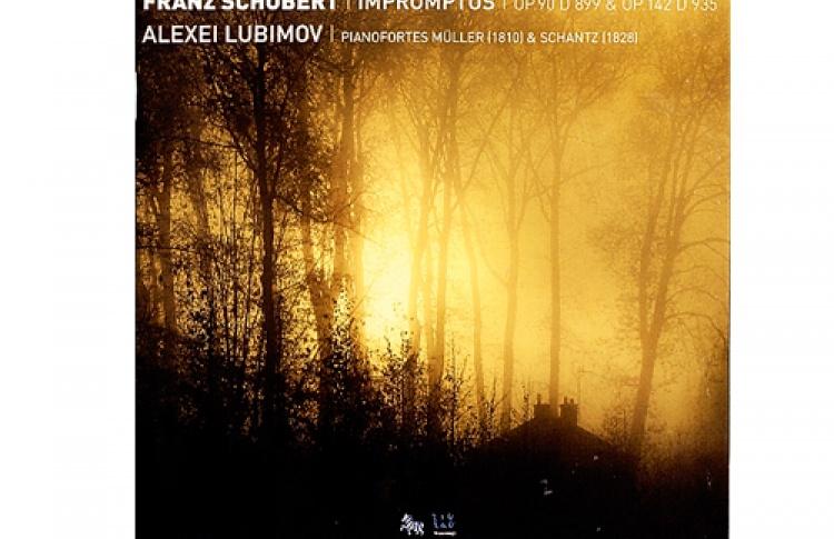 Franz Schubert: Impromtus Alexei Lubimov Zig-Zag Territoires