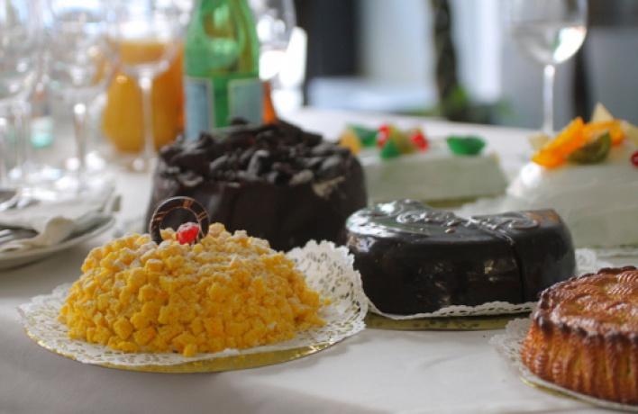 Сто десертов вSpago