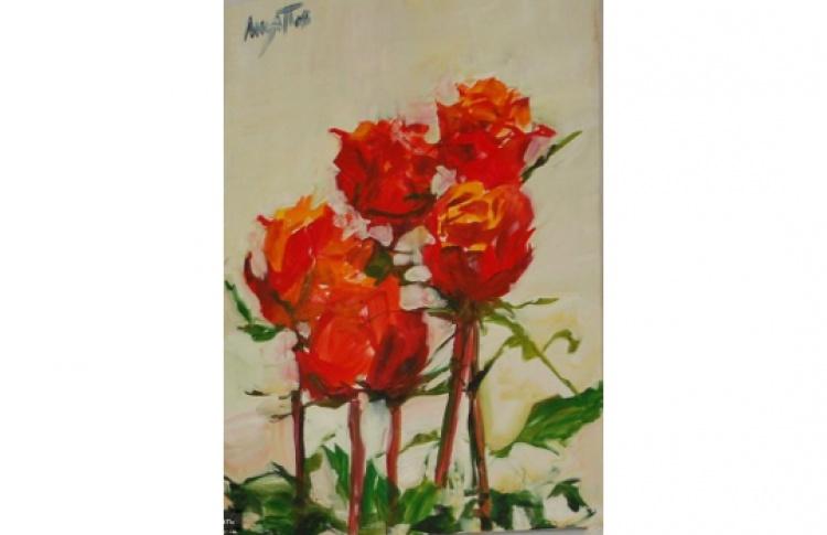 Розы и азоры. День рожденья №20