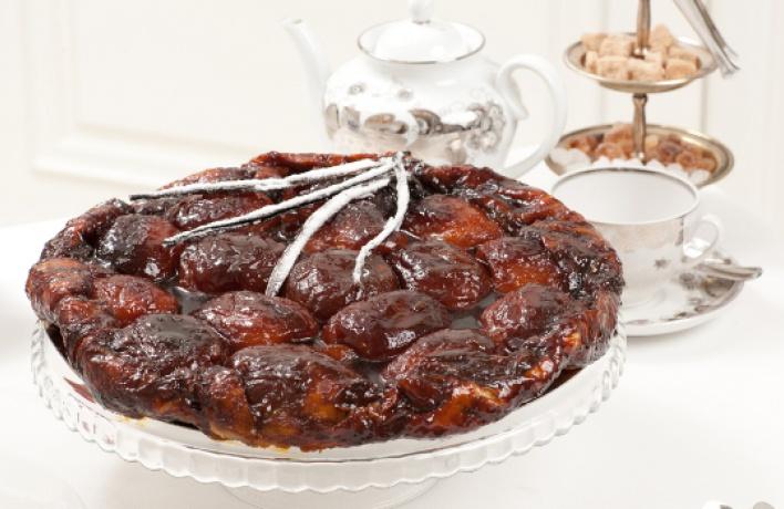 Яблочный пирог в«Большом»