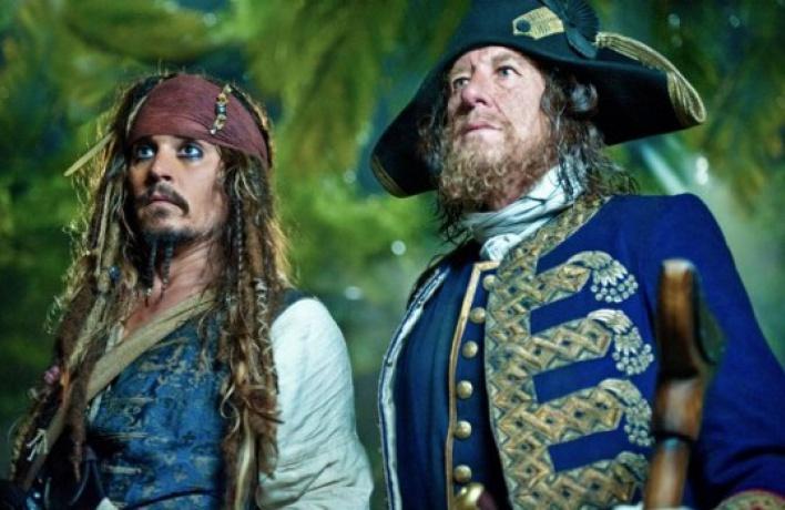 Четвертые «Пираты» стали фильмом-миллиардером
