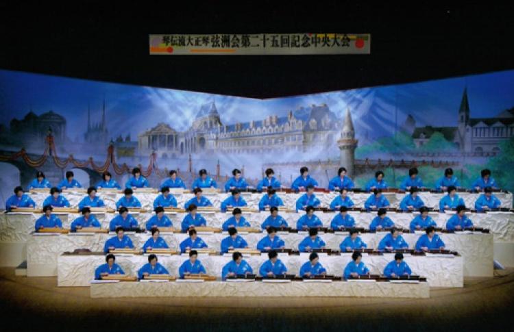III Международный фестиваль японской музыки в Петербурге: концерт Женьшу и Такачи Курачи