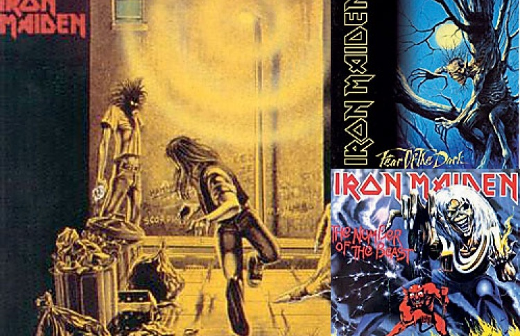 Top Time Out: Хиты Iron Maiden